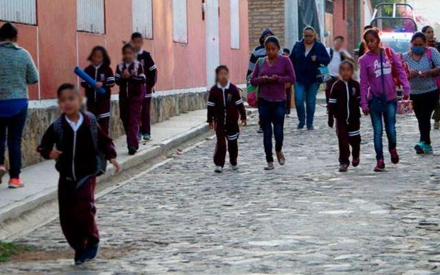 Más de 25 millones de alumnos de educación básica regresan a clases - Foto de Notimex