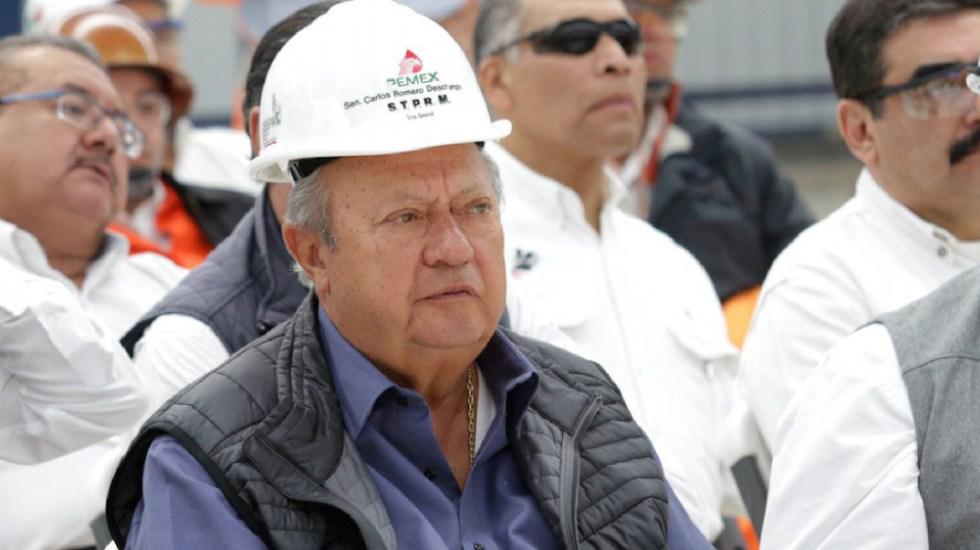 Juez congela orden de aprehensión contra Romero Deschamps - romero deschamps denuncia lopez obrador