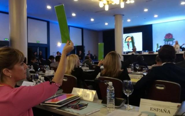 Internacional Socialista expulsa al sandinismo por violar derechos humanos - Foto de @PSOEInternacion