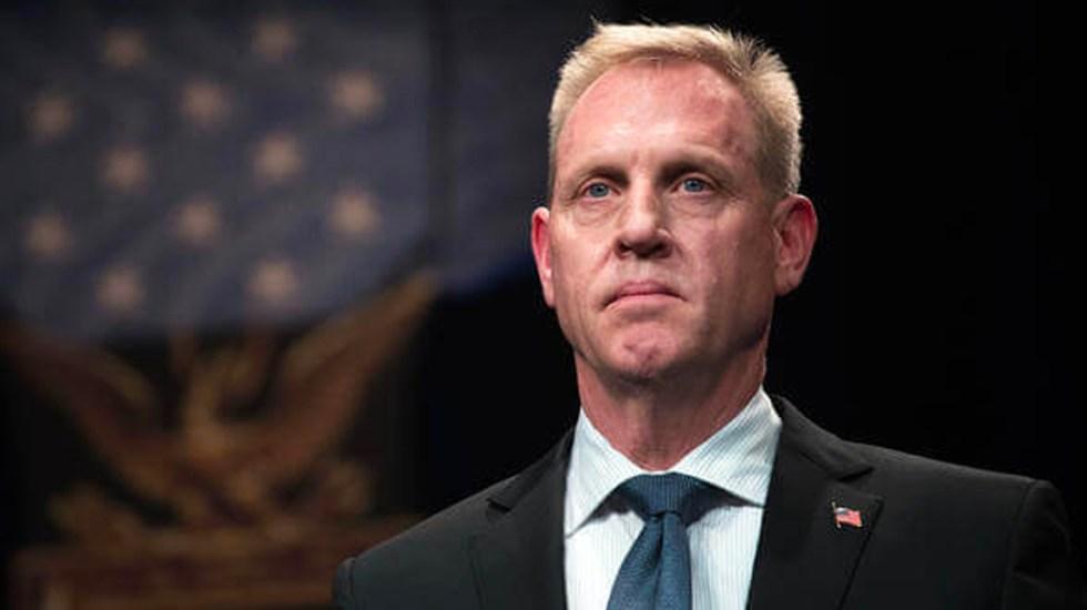 Patrick Shanahan asume como nuevo secretario de Defensa de EE.UU. - Foto de Internet