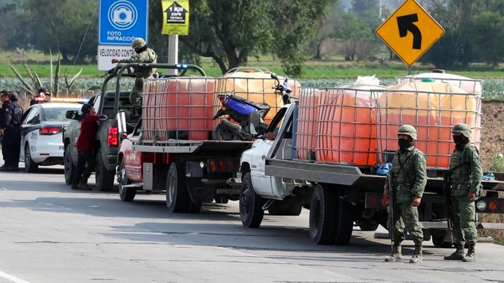 Marina asegura 24 tomas clandestinas y 135 mil litros de combustible - Foto de e-Consulta Veracruz