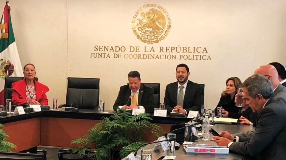 Fiscal General podría ser nombrado en febrero: Batres - Foto de @martibatres