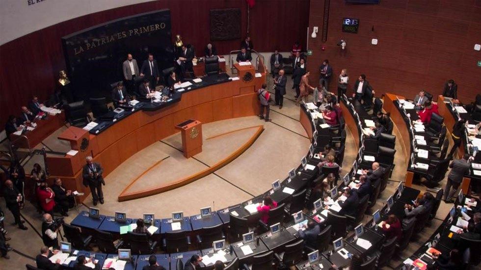 Senado aprueba y envía a Ejecutivo lista de aspirantes a Fiscalía - Foto de Notisistema