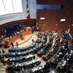 Entra a primera lectura en el Senado dictamen sobre Guardia Nacional - Foto de Twitter