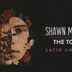 Shawn Mendes anuncia conciertos en México