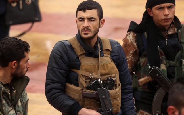 Enfrentamientos en Siria dejan al menos 19 muertos - Foto de Delil Souleiman/AFP