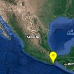 Sismo magnitud 4.8 remece Oaxaca