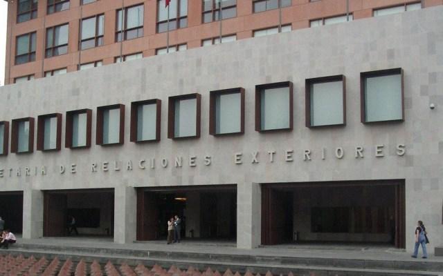 México no participará en desconocimiento de gobierno de Maduro: SRE - SRE oficina central. Foto de Internet