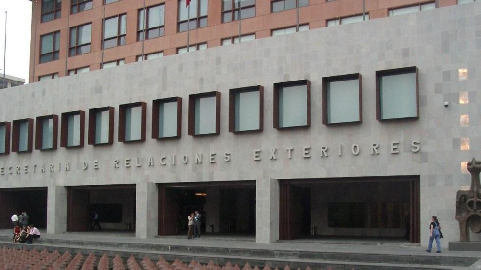Gobierno de México lamenta la muerte de connacional detenido en Texas - SRE oficina central. Foto de Internet