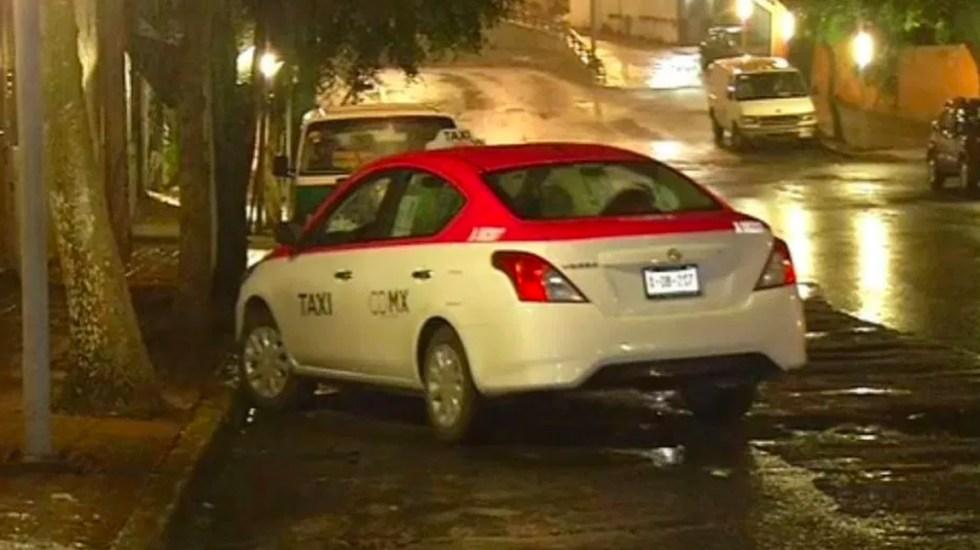 Taxi atropella y mata a mujer embarazada en Iztapalapa - Foto ilustrativa de Noticieros Televisa