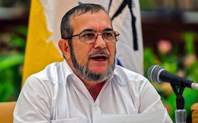 FARC pide al gobierno de Colombia mantener diálogos de paz con ELN - Foto de Internet