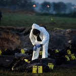 Suman 66 muertos y 76 heridos por explosión en Tlahuelilpan