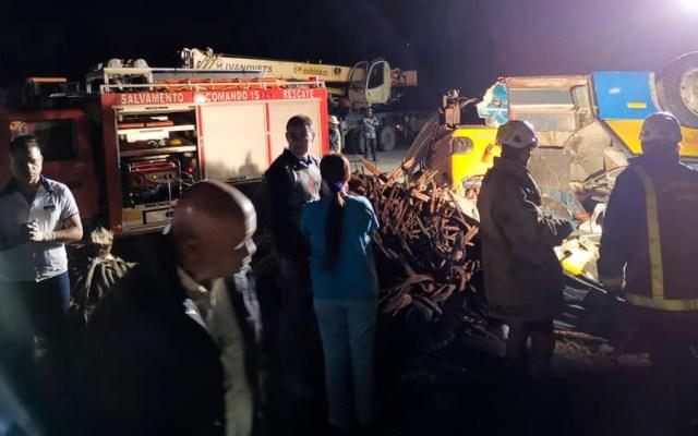 Tornado deja tres muertos y 172 heridos en Cuba - Foto de @DiazCanelB