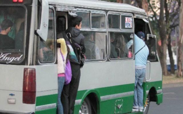 Semovi publica todas las rutas de transporte en la Ciudad de México - Transporte público de la Ciudad de México. Foto de Internet