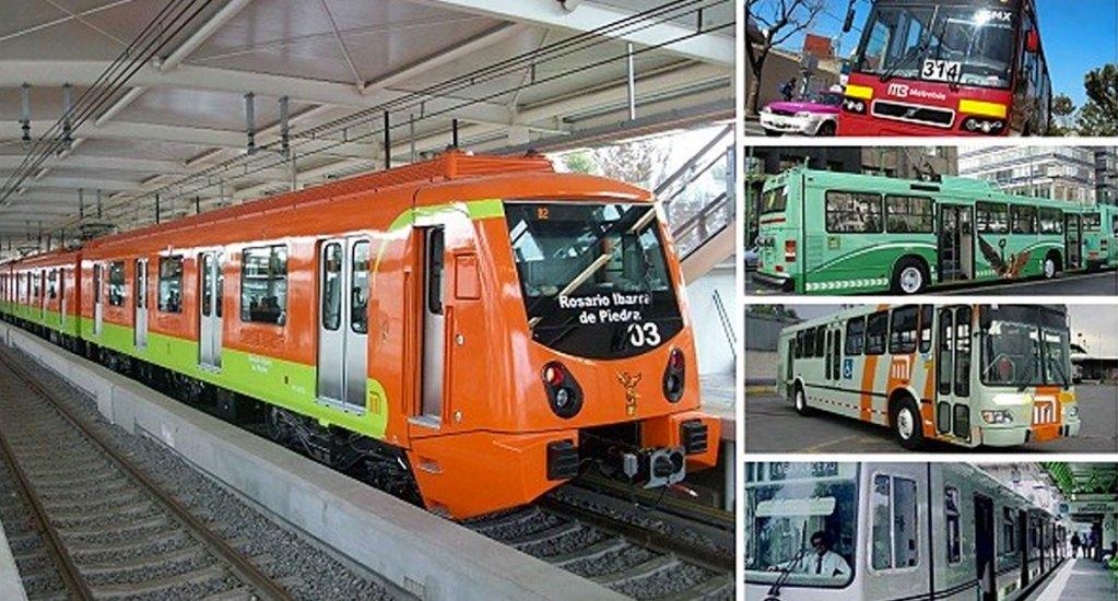 Los horarios del transporte público en CDMX por Año Nuevo - Foto de Emeequis