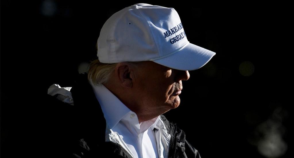 Trump cancela viaje a Davos ante falta de acuerdo por muro - Foto de AFP