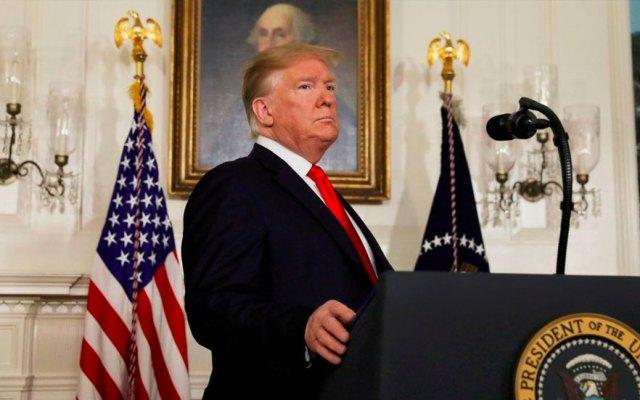 Departamento de Justicia analizó la posibilidad de remover a Trump - funcionarios del dpto de justicia analizaron destituir a trump