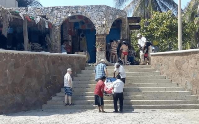 Turista canadiense muere ahogado en Huatulco - Foto de Quadratín
