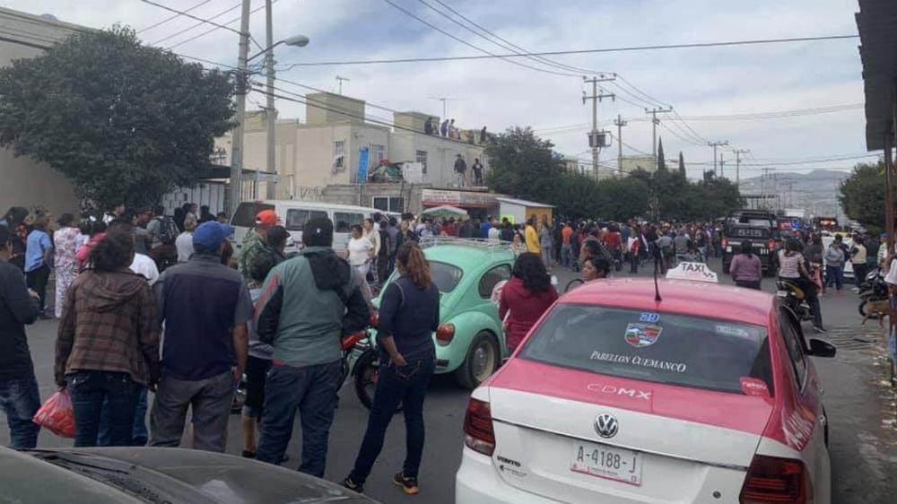 Fiscalía Edomex avanza en investigación sobre muerte de niña en Valle de Chalco. Noticias en tiempo real