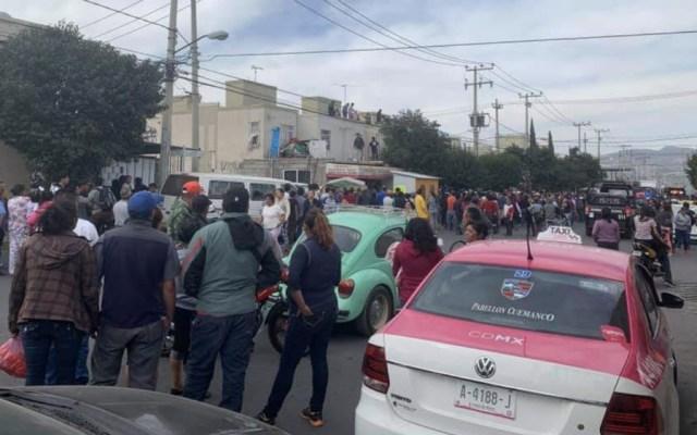Fiscalía Edomex avanza en investigación sobre muerte de niña en Valle de Chalco
