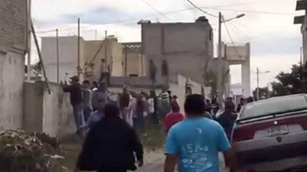Detienen a presunto agresor de menor de Valle de Chalco. Noticias en tiempo real