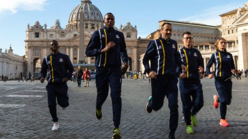 El Vaticano crea federación de Atletismo y sueña con ser olímpico - Foto de EWTN