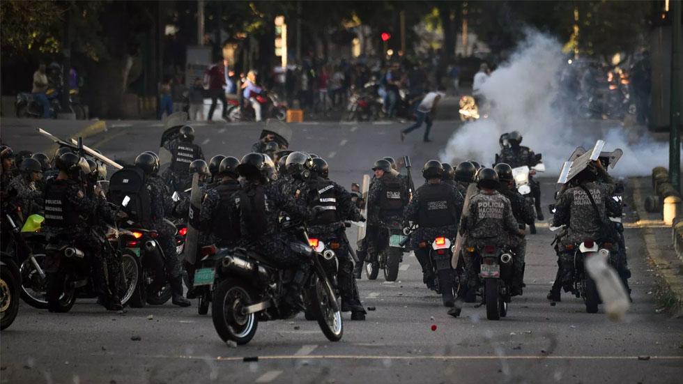 ONG afirma que suman 26 muertos tras protestas en Venezuela - Foto de AFP