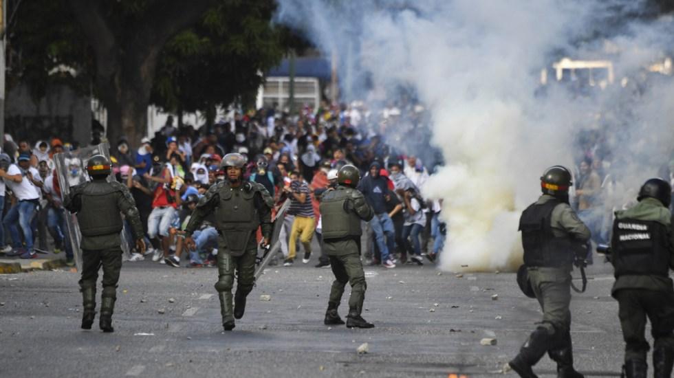 ONU pide investigación sobre incidentes en Venezuela - Foto de AFP