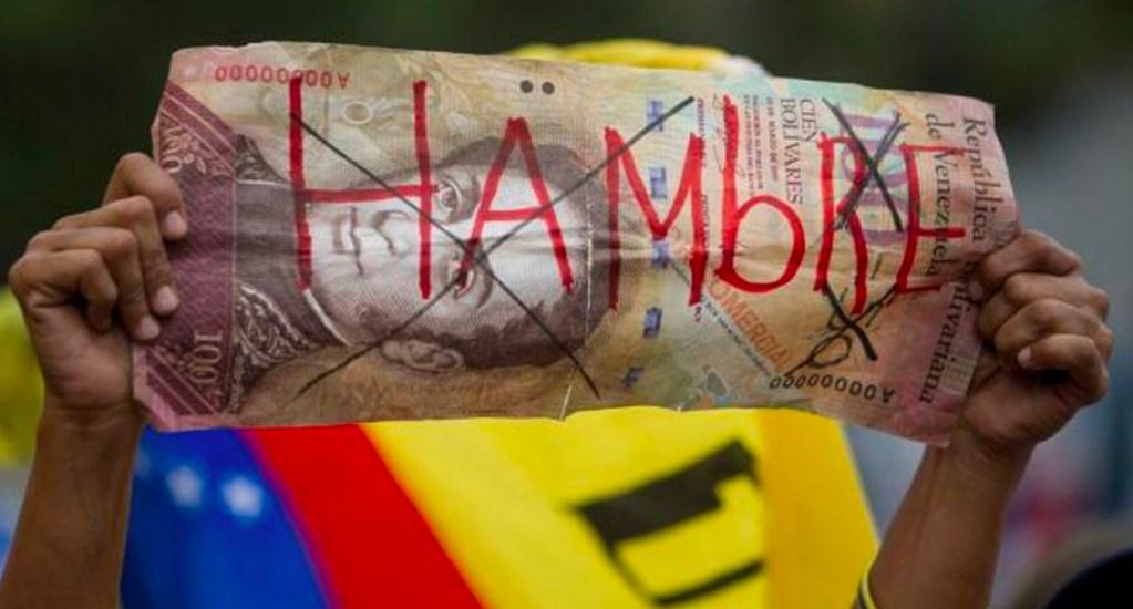 Venezuela cerró el 2018 con inflación en 1.698.488,2 por ciento - Foto de La Gaceta