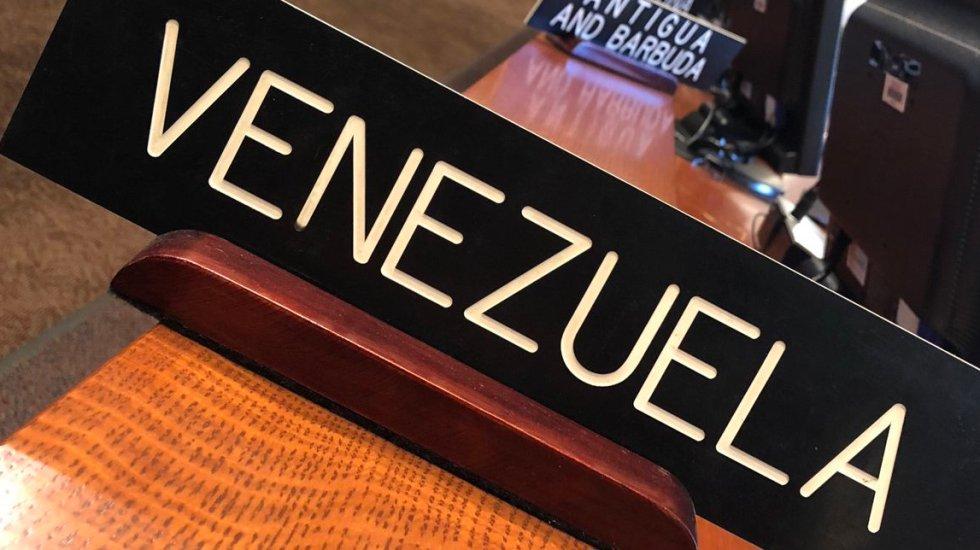 Guaidó anuncia conferencia en la OEA sobre ayuda a Venezuela - oea conferencia ayuda humanitaria venezuela
