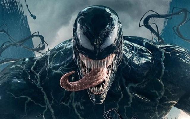Éxito confirma secuela de Venom - Venom. Foto de @VenomLaPelicula