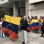 Protestas contra Nicolás Maduro en México