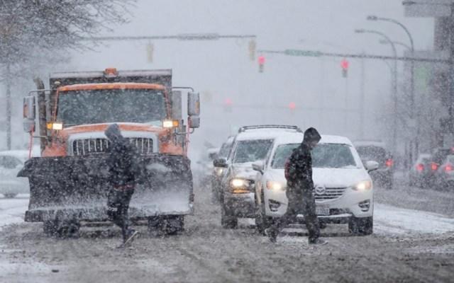 Noreste de EE.UU. espera la llegada de la tormenta de nieve Harper - Foto de Ohio News