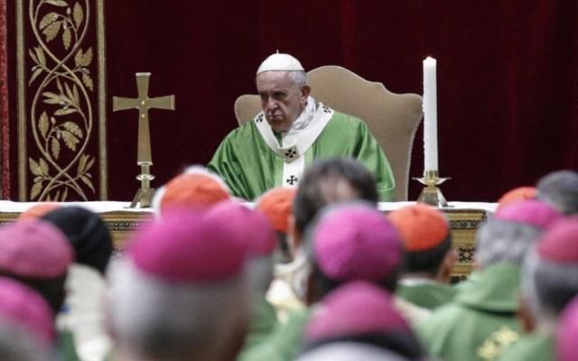 El papa Francisco llama a terminar con el abuso infantil en el mundo - papa francisco abusos menores