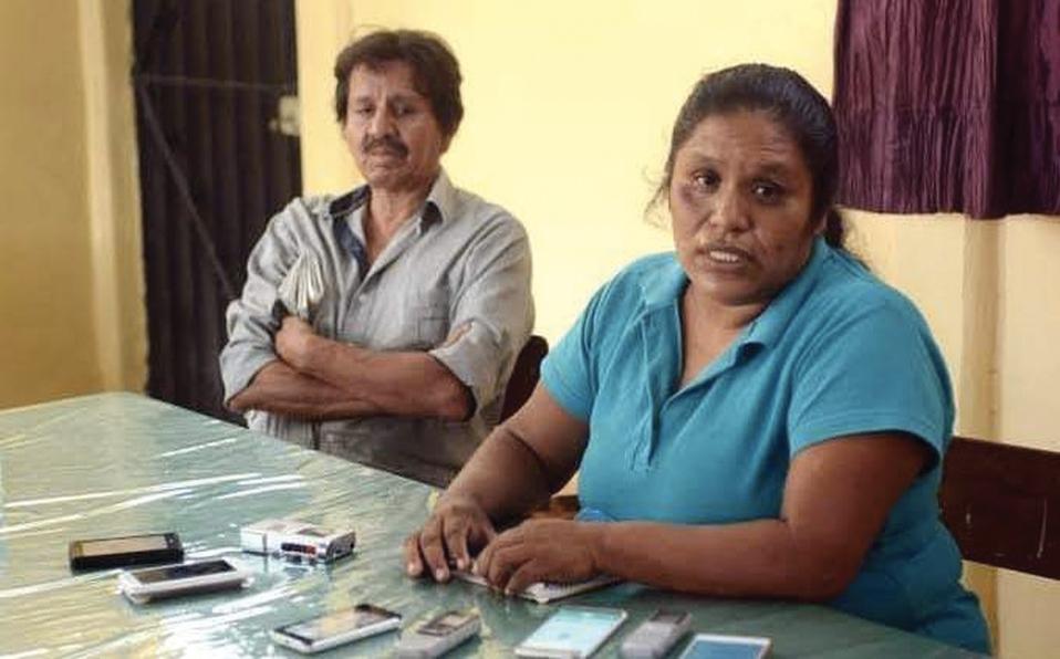 Denuncian desaparición de activistas indígenas en Guerrero - Foto de Milenio