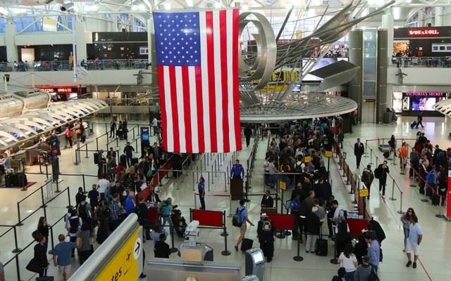 Aumentan en 2018 las armas halladas en equipajes de mano en aeropuertos de EE.UU. - Foto de Internet