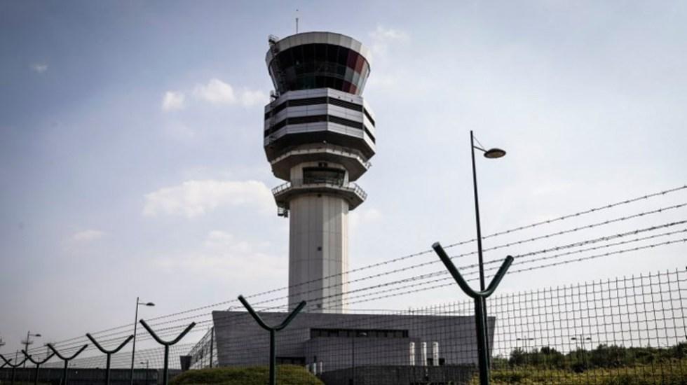Huelga dejará sin vuelos a aeropuertos de Bélgica - Foto de AFP