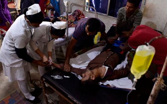 Alcohol adulterado deja al menos 93 muertos en India - Foto de David TALUKDAR / AFP