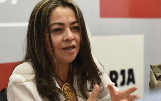 Aleida Calleja toma posesión como directora del IMER - Foto de internet