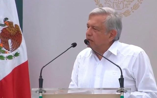 López Obradorafirma que el Istmo será zona libre en dos años