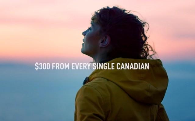 #Video Sindicato en Canadá paga anuncio en Super Bowl para atacar a GM - Captura de Pantalla