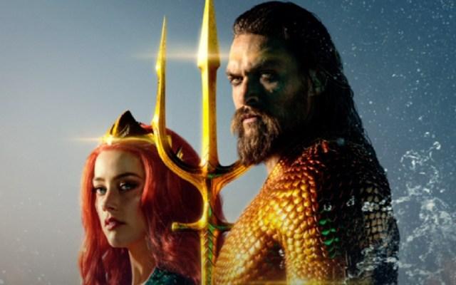Confirman secuela de Aquaman con todo y fecha de estreno - Aquaman y Mera. Foto de @AquamanMovie