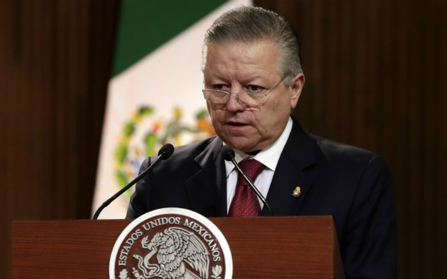 Zaldívar propuso dar a conocer a beneficiarios de cancelación de créditos fiscales - Arturo Zaldívar SCJN