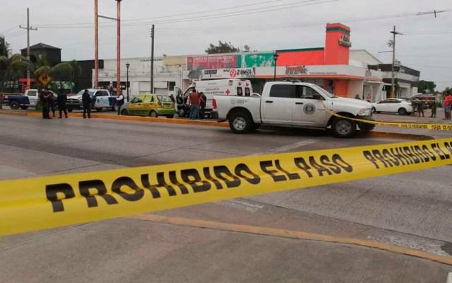 Asaltante mata a complice en Tamaulipas - Foto de Milenio