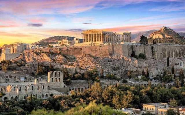 Guía para visitar Atenas - Foto: narcity.com