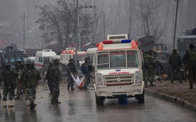 Atentado con coche bomba deja 12 muertos en Cachemira - Foto de Archivo