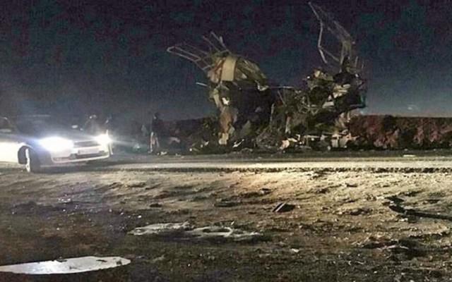 Atentado contra Guardia Revolucionaria en Irán deja 20 muertos - atentado guardia revolucionaria iran muertos