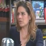 Celebra Eunice Rendón apertura de Morena para lograr Guardia Nacional - Captura de pantalla
