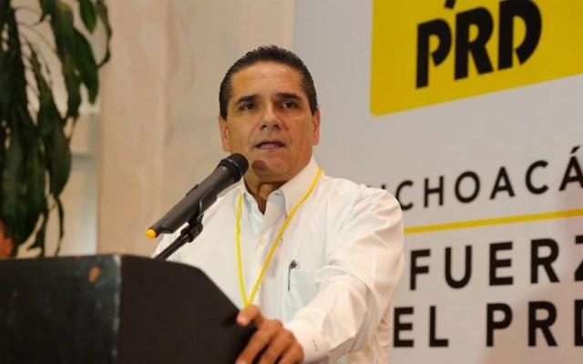 PRD defiende a Silvano Aureoles y arremete contra la CNTE - Foto de AlMomento
