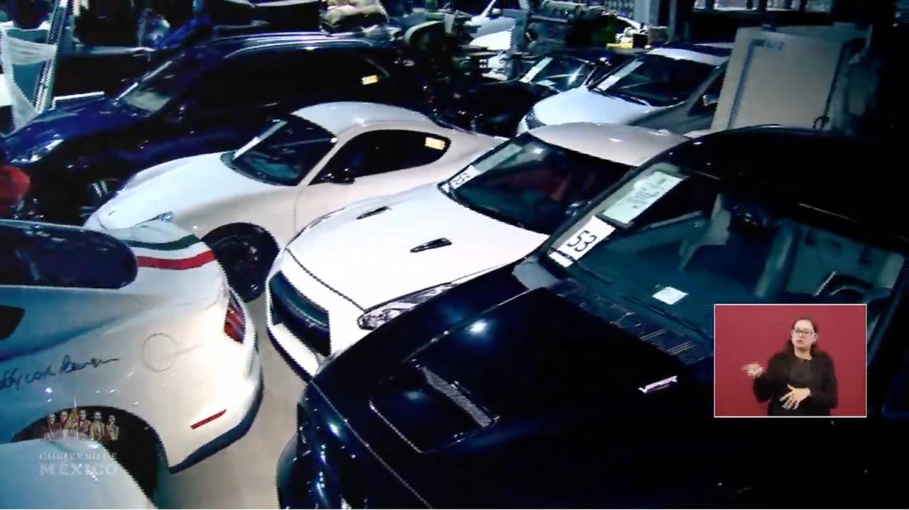 Este fin de semana, serán las subastas de vehículos oficiales